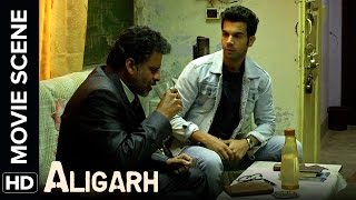Nonton Manoj Charges At Rajkummar With An Umbrella   Aligarh   Movie Scene Film Subtitle Indonesia Streaming Movie Download