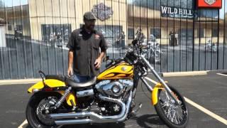 7. 2011 Harley Davidson Dyna Wide Glide!