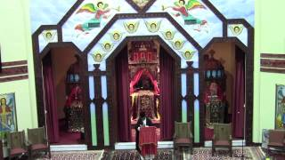 Toronto St Mary Ethiopian Orthodox Tewahedo Cathedral - Megabae Hadis Leule Kale Akalu (Nov-21-2012)