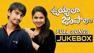 Uyyala Jampala Telugu Movie || Full Songs Jukebox || Raj Tarun, Anandi