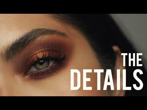 Super Detailed Eyeshadow Tutorial | Spotlight Smoky Eye | Melissa Alatorre
