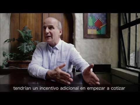 José María Figueres sobre Formalización del Sector