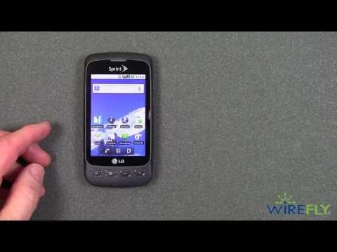 LG Optimus S Review