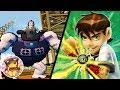 Ben 10 Protector Of Earth Part 7 Movie Game Walkthrough