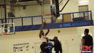 Chris Walker 2015 NBA Draft Workout Video (IMG Academy)