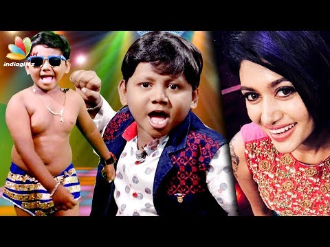 Lovely performance by Jatti Jaganathan | Kings of Comedy Junior Contestant Athesh Interview
