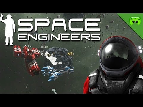SPACE ENGINEERS # 7 - Mayday «»  Let's Play Space Engineers | Deutsch Full-HD