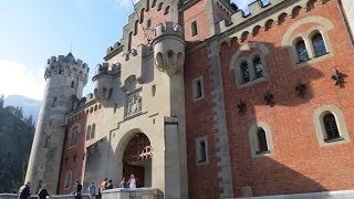 Fussen Germany  City new picture : Neuschwanstein Castle - near Füssen, Germany (return visit 55 years after I moved away)