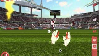 Soccer Penalities YouTube video