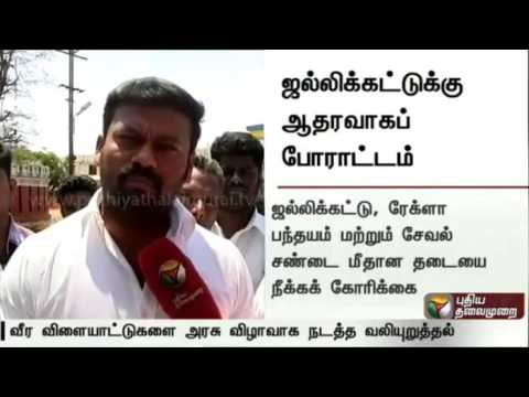 Live-report-Jallikattu-supporters-to-boycott-elections-in-protest