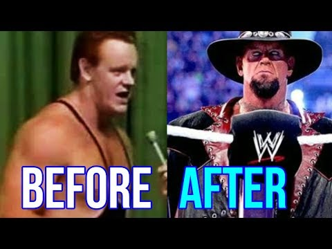 Undertaker, 1988 to 2018 (Every Year)