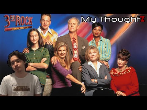 My ThoughtZ: 3rd Rock from the Sun (Season 1)