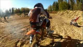 6. GoPro HD: The Reaper #6 KTM SX 50 2013