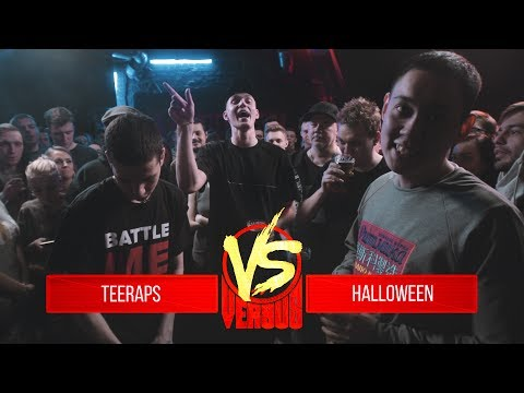 VERSUS: FRESH BLOOD 3 (Teeraps VS HALLOWEEN) Round 3 (видео)