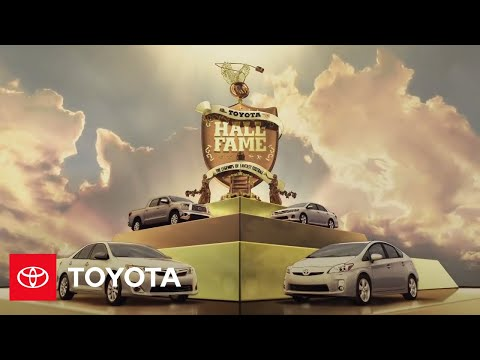 Hall of Fame Intro Video