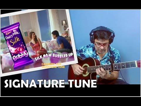 Cadbury Dairy Milk 'Kiss Me' Song on Guitar by Kapil Srivastava