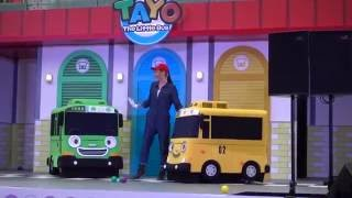 Go! Go! Tayo: Adventure with Tayo The Little Bus and Friends Live! at Marina Square Singapore