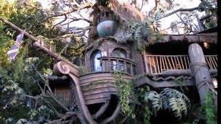 Сказочно красивый дом на дереве, дома на деревьях YouTubeFotoVideo