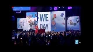 Selena Gomez raconte son histoire à We Day (VOSTFR) - YouTube