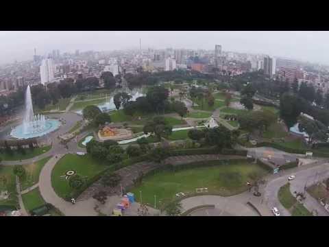 Lima Drone Video
