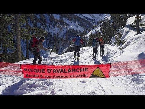 Γαλλία: Πένθος για τους μαθητές που σκοτώθηκαν από χιονοστιβάδα