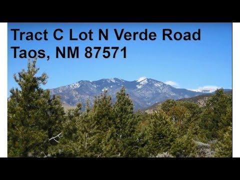 Tract C Lot N Verde Road, Taos NM 87571