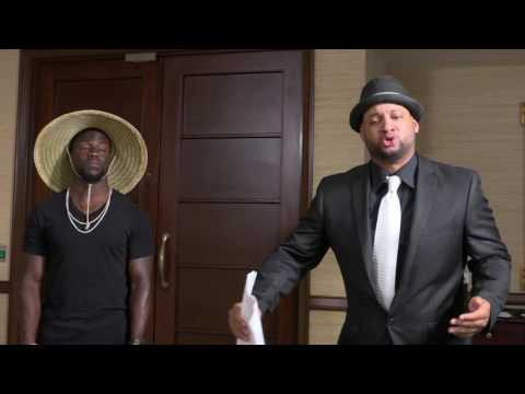What now Movie Skit by Tonio Skits W/ Kevin Hart