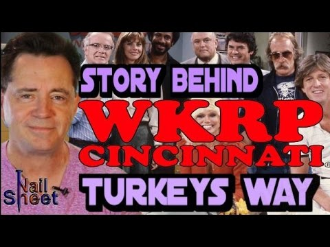 True Story Behind WKRP in Cincinnati's Turkey's Away Thanksgiving Episode