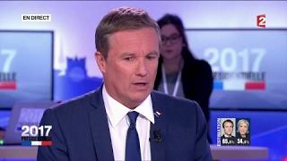 "Video ""Présidentielle 2017"" : réaction de Nicolas Dupont-Aignan – 7 mai 2017 (France 2) MP3, 3GP, MP4, WEBM, AVI, FLV Oktober 2017"