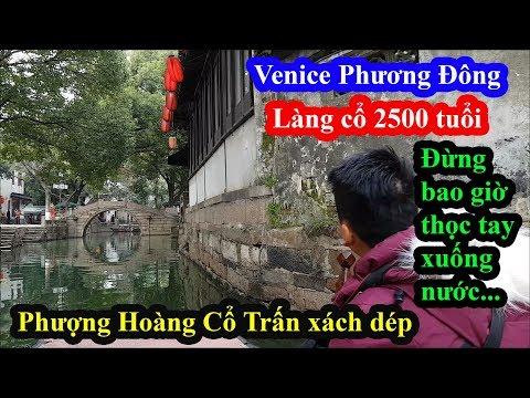 Giải mã khu phố cổ 2500 tuổi được mệnh danh Venice của Phương Đông - Sự thật bất ngờ - Thời lượng: 26 phút.