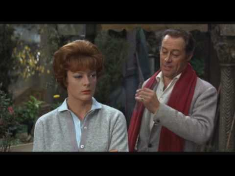 Maggie Smith & Rex Harrison