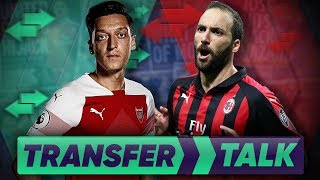 Video Arsenal To Sell Out Of Favour Mesut Ozil To Inter Milan?! | Transfer Talk MP3, 3GP, MP4, WEBM, AVI, FLV Januari 2019
