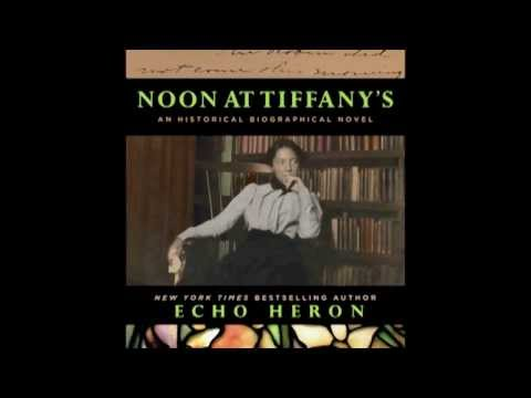 "Echo Heron's – ""NOON AT TIFFANY'S"" (Book Trailer – Edited by Kevin A. Parlor)"