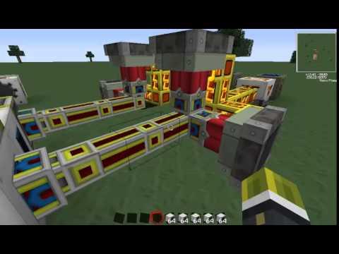 Tekkit Lite- Turorial#8 Minecraft Joule, EU in MJ umwandeln