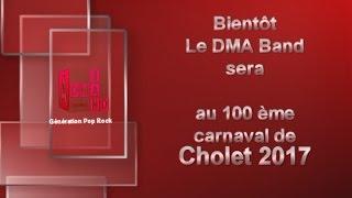 Le DMA Band bientôt au carnaval de Cholet