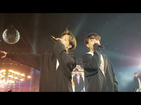 190511 Mikrokosmos 소우주 @ BTS 방탄소년단 Speak Yourself Tour In Soldier Field Chicago Concert Fancam