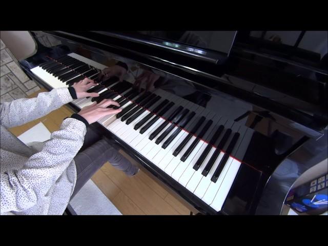 (練習3カ月目)難易度高いショパン「幻想即興曲」を弾いてみた♪