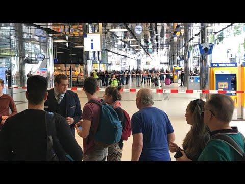 Άμστερνταμ: Επίθεση με μαχαίρι στον κεντρικό σταθμό τραίνων…