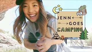 Jenn Goes Camping by Clothes Encounters