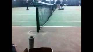 Let's go tennis