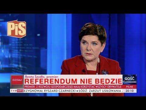 A.Duda i B.Szydło MASAKRUJĄ PiS w 73 sekundy.
