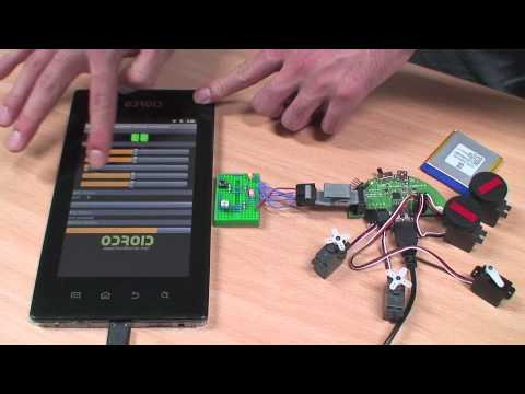 Video of ODROID ADK Demo