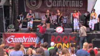 Video Rock na valníku 2010