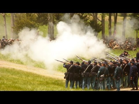 Chancellorsville 150th Reenactment
