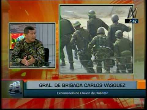 Entevista a Comandos de la Operación Chavín de Huántar