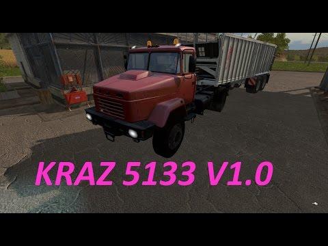 KRAZ 5133 v1.0