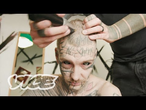 The Brutal Tattoo Ritual Built on Pain