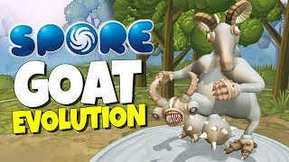 How did one of the most evil animals come to be? Follow the Evolution of the Goat and learn it's secrets.Spore Playlist: https://www.youtube.com/playlist?list=PLo1nDt_-WWnWa-6CFEIuTDtbDmhoiavyaTwitch: https://www.twitch.tv/robbazTwitter: https://twitter.com/robbaztubeGame: Spore