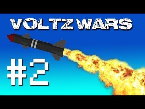Minecraft Voltz Wars - Getting Oldschool! #2