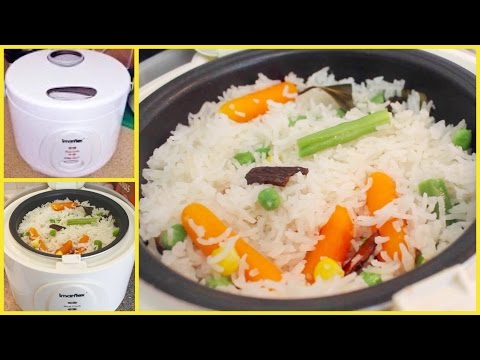 how to prepare chicken biryani in electric rice cooker in telugu